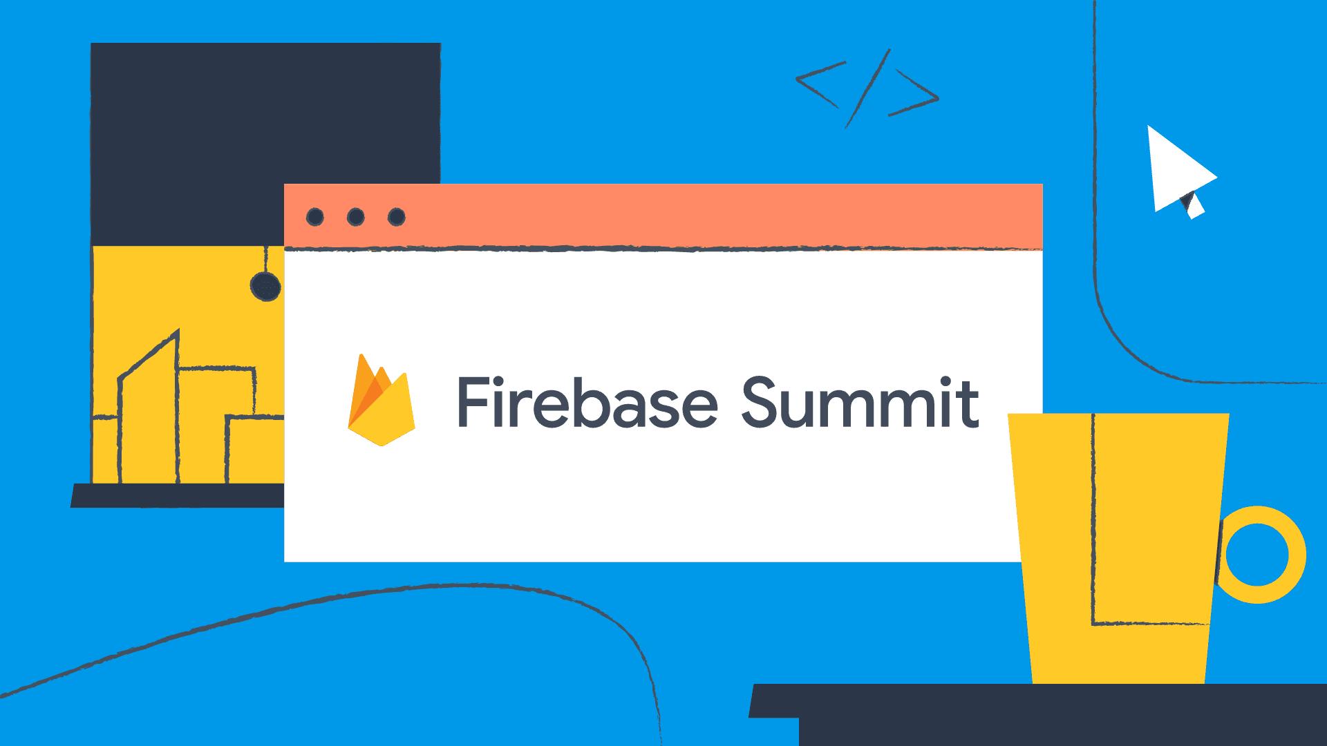Illustrazione di Firebase Summit