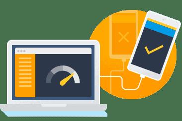 Mejora la calidad de las apps