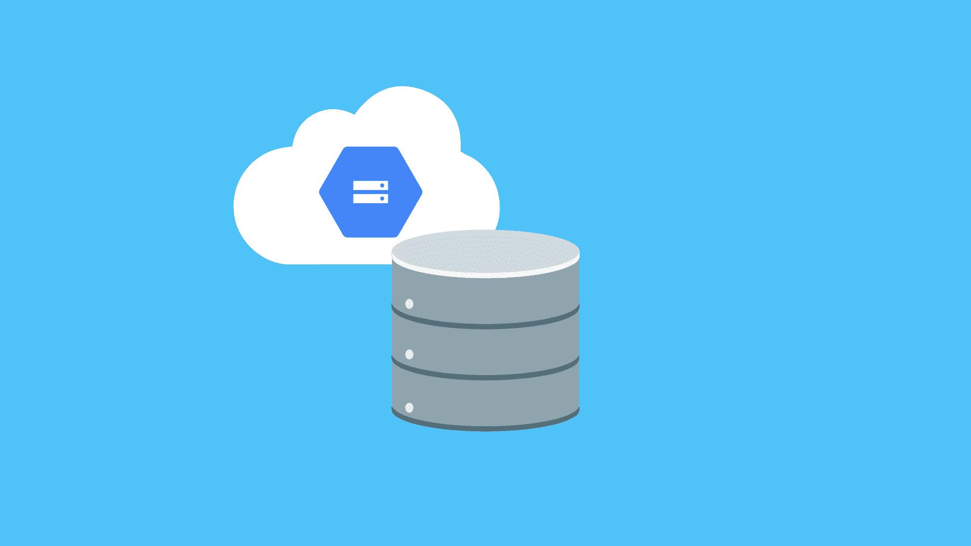 Cloud-Datenbank