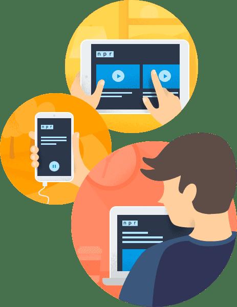 Ilustrasi proses pengguna